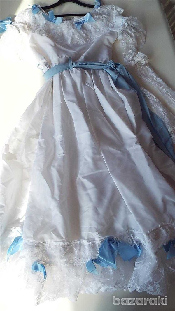 Carnival or bridesmaid, or show costume period dress.-2