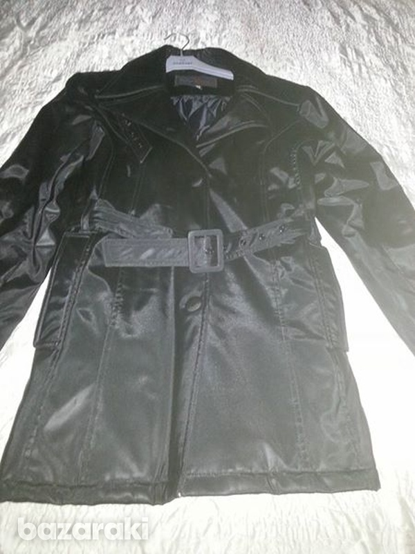 Black coat, small-2