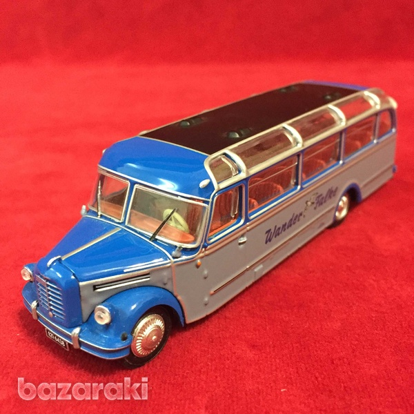 Borgward bo 4000 bus 1/72-2