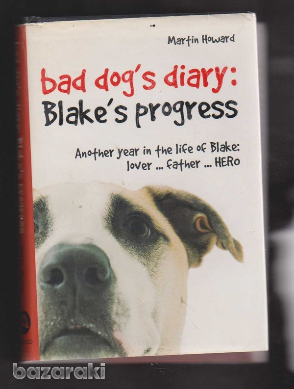 The bad dog's diary 1 and 2 two books bundle-4