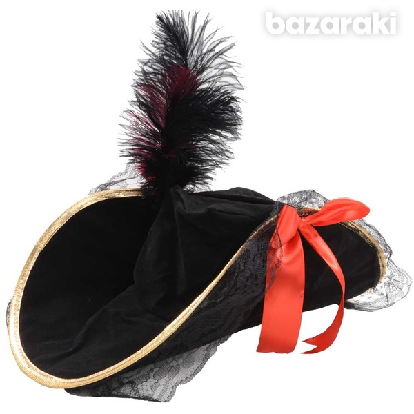 Pirate swashbuckler hat-1