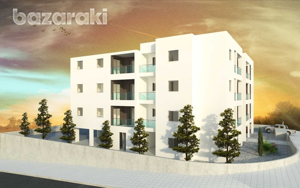 Agios athanasios - deal court - 2 bedroom apartments-2