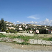 Development land of 3870 m2 in agios tychonas