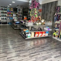 A well established pet shop with grooming studio