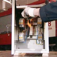 Installation of firesuppression system for private/industrial property