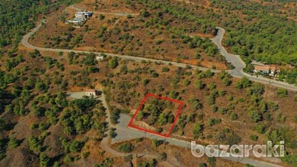 Plot in kornos, larnaca-1