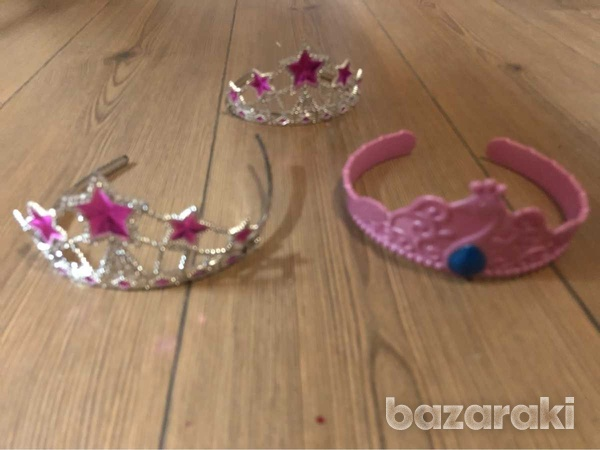 Set of crowns tiaras-2