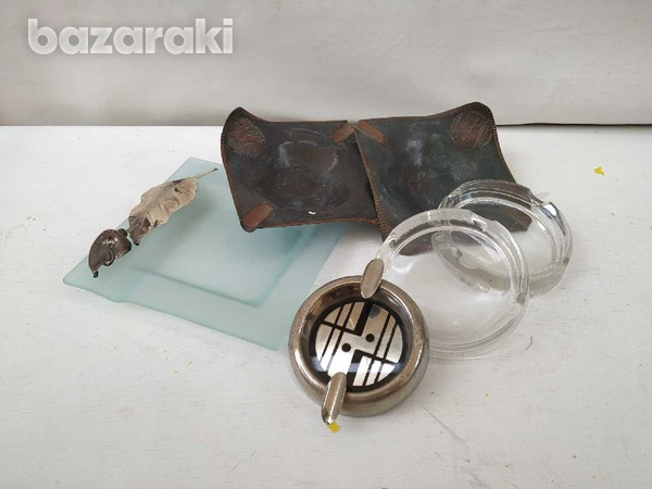 Ash trays collection set-2