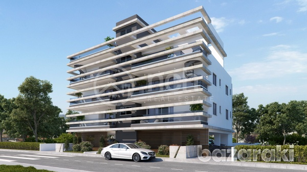 Under construction two bedroom apartment in strovolos-3