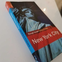 New york, rough guide, exellent condition