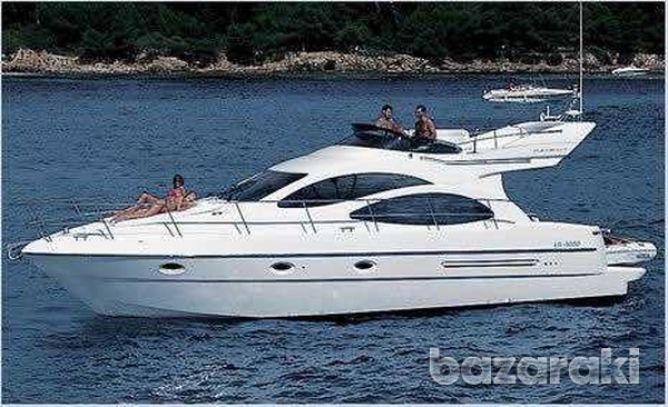 Yacht azimut 42 in agia napa for private charters-1
