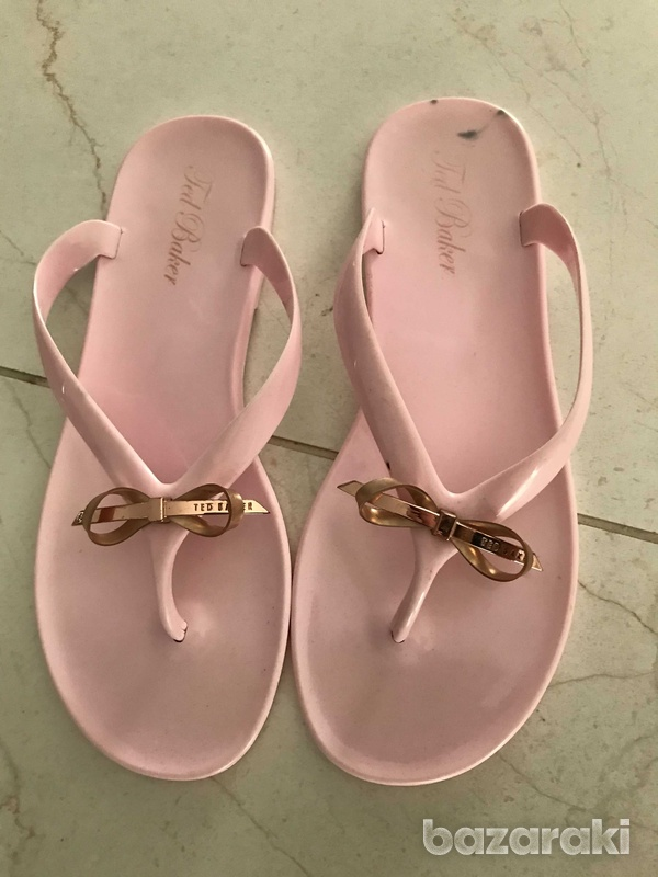 Ted baker flat slippers-3