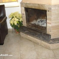 Fireplace / τζακι