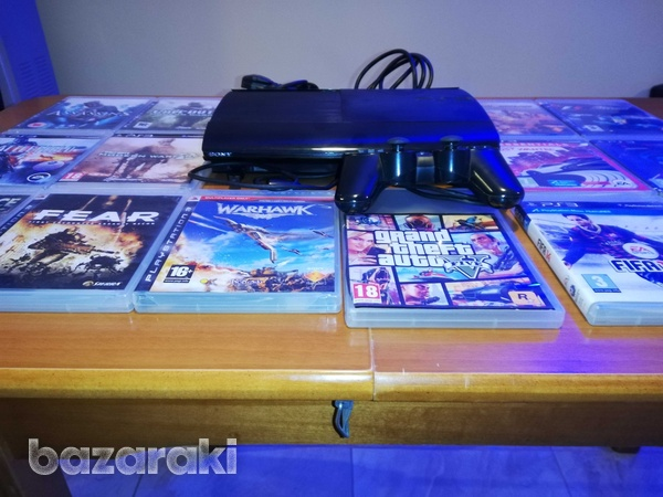 Playstation3 ps4 for clean and modd-2